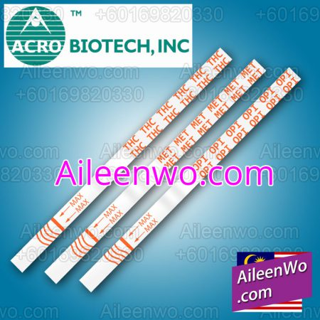 Urine Drug Test Strip - Acro Biotech